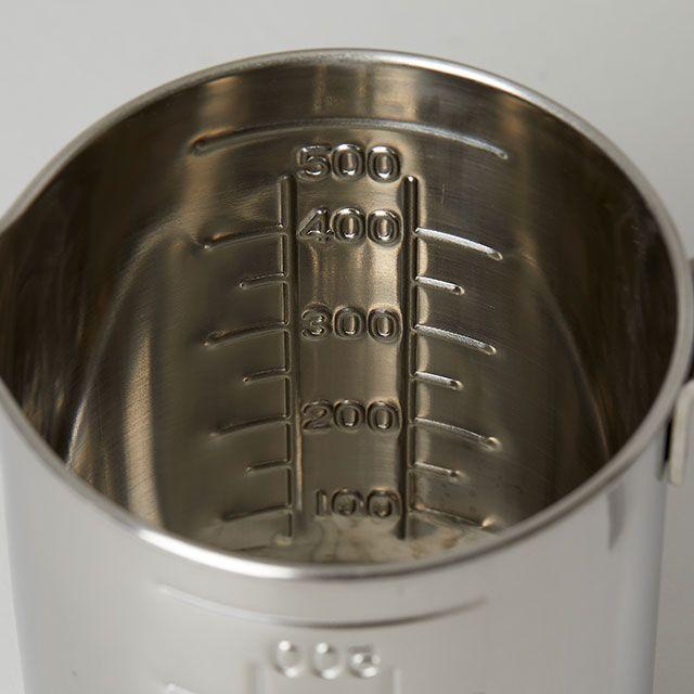 一菱金属 入れ子式メジャーカップ 500cc