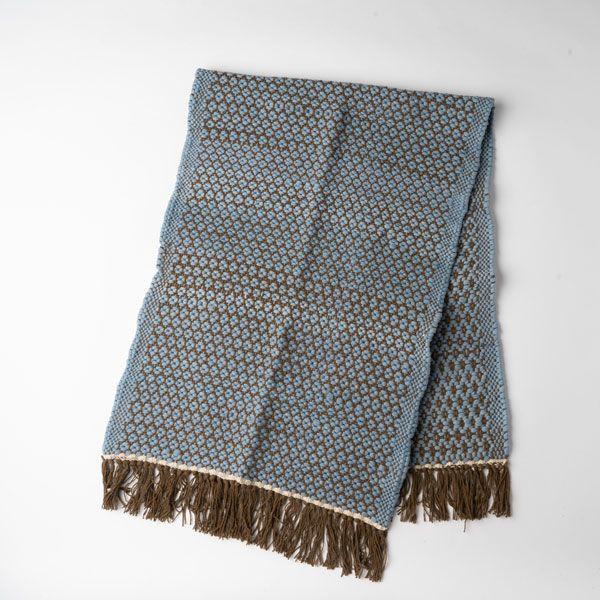 Knit Dobby キッチンマット 45×120 サックス