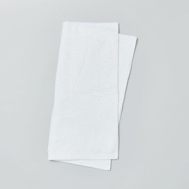 ペール ボリュームパイル バスタオル オフホワイト