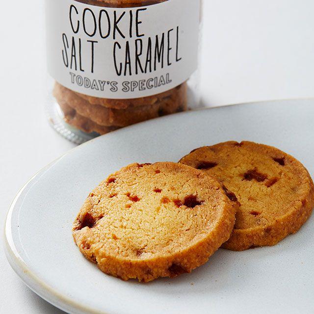 オリジナルクッキー 塩キャラメル