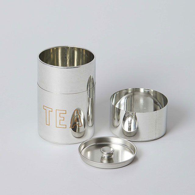 加藤製作所×TODAY'S SPECIAL CANISTER-TEA