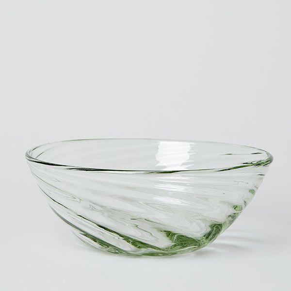 ガラス工房 清天 モール 中鉢