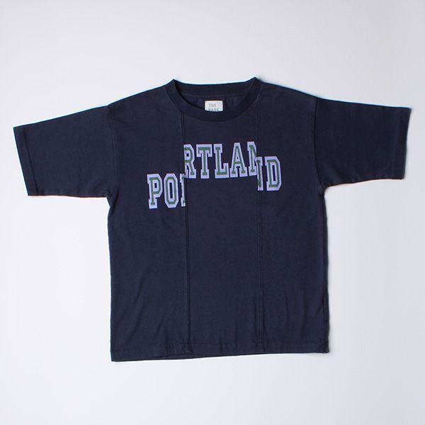 BROKEN PORTLAND Tシャツ 115 ネイビー