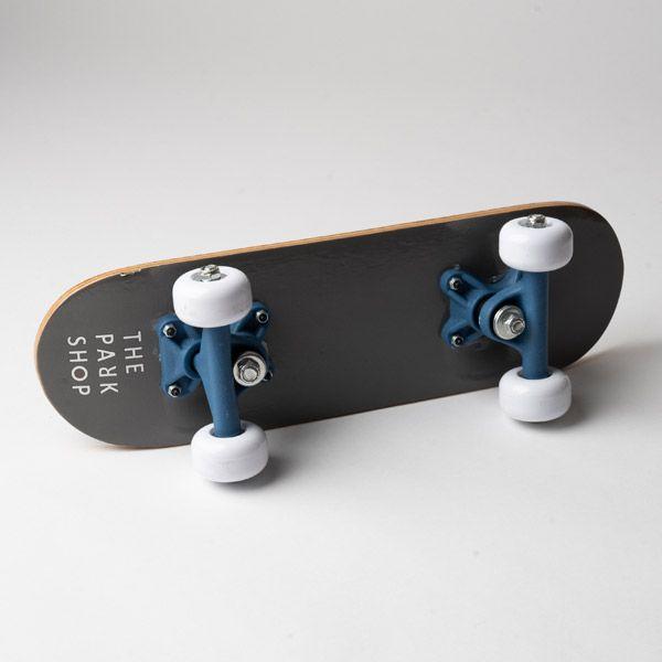 PARK BOY スケートボード ホワイト