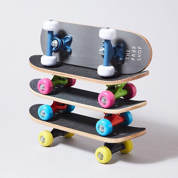 PARK BOY スケートボード レッド