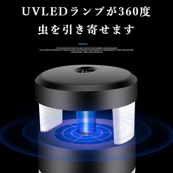 UVLED補虫器