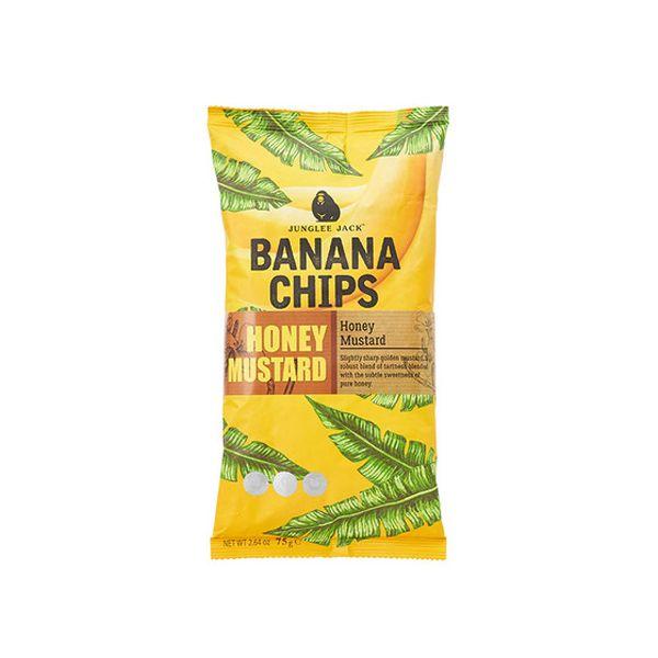 バナナチップス ハニーマスタード