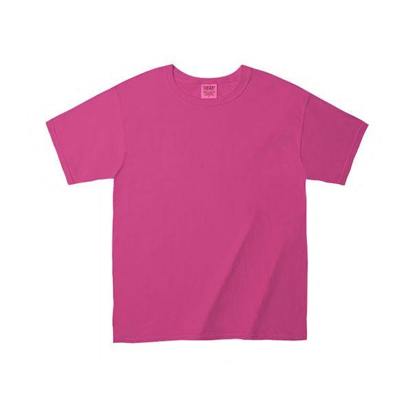 Comfort Colors / アダルトリングスパンTシャツ S ネオンピンク
