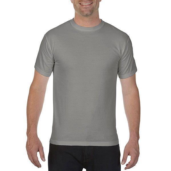 Comfort Colors / アダルトリングスパンTシャツ M グレー