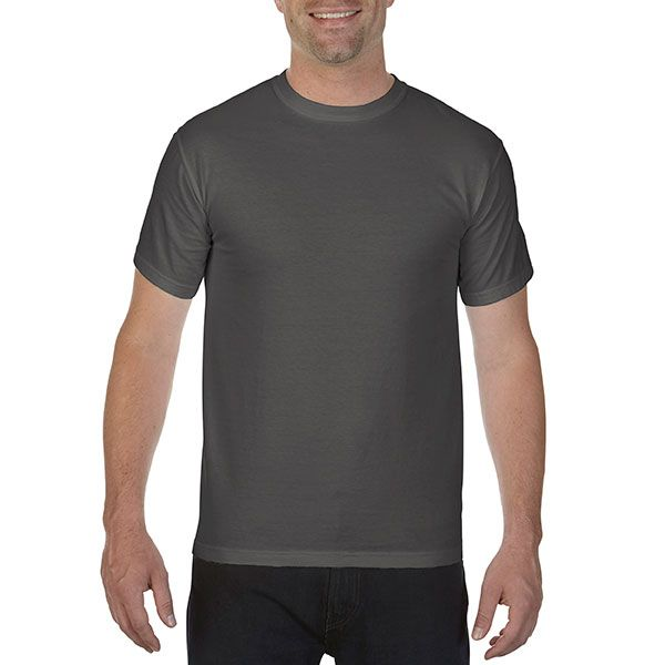 Comfort Colors / アダルトリングスパンTシャツ M ペッパー