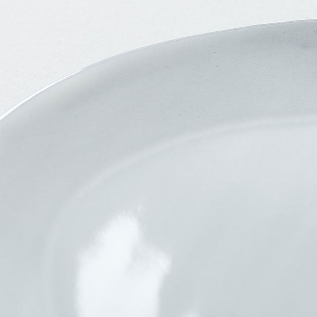 OVAL PLATE M グレー / 向山窯×TODAY'S SPECIAL