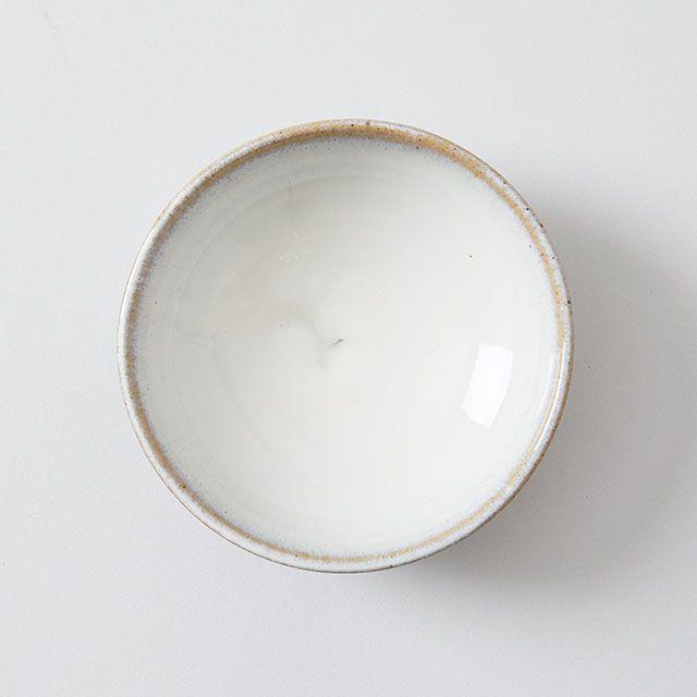 向山窯×TODAY'S SPECIAL KOZARA 3.5寸皿 伊羅保・白萩釉
