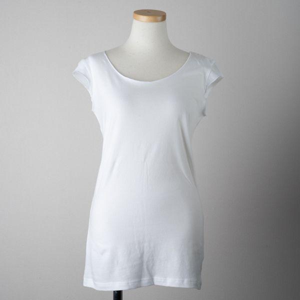 B&H co.フレンチスリーブTシャツ アスファルト