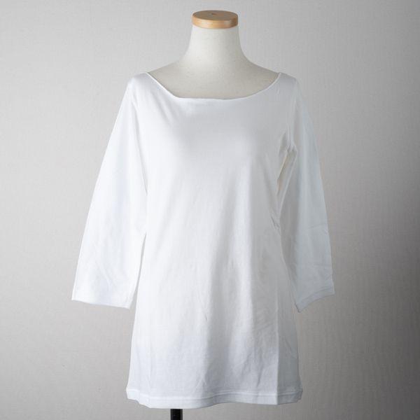 B&H co. 七分袖Tシャツ アスファルト