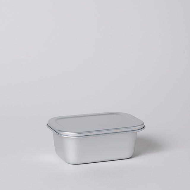 アルミのボックス S / アカオアルミ