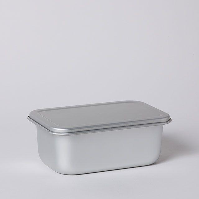 アルミのボックス M / アカオアルミ