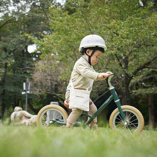 nicco ベビーL ヘルメット tokyobike Limited アイボリー