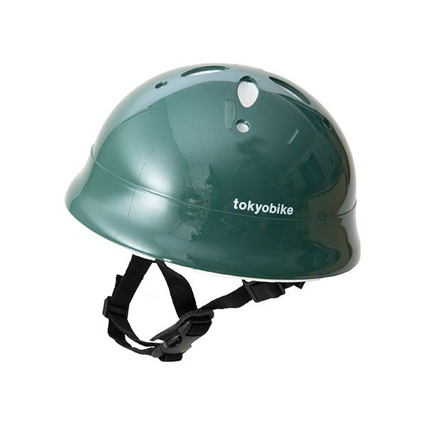 nicco ベビーL ヘルメット tokyobike Limited シダーグリーン