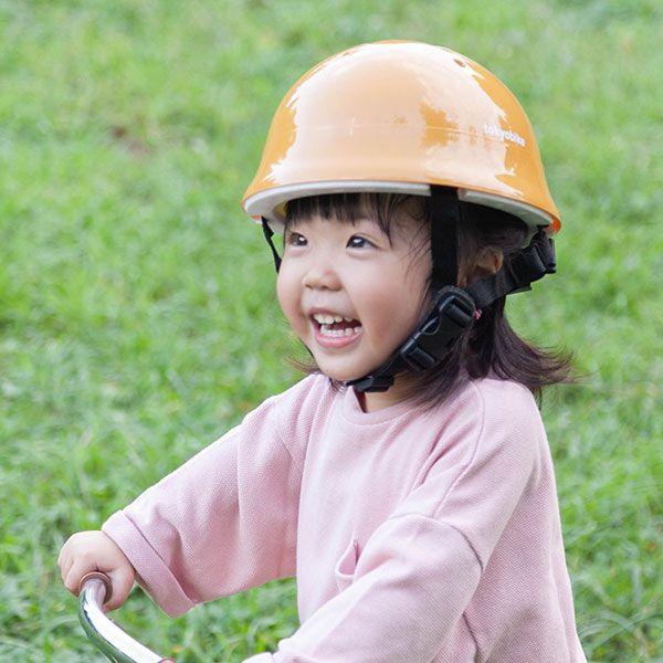 nicco ベビーL ヘルメット tokyobike Limited タンジェリン