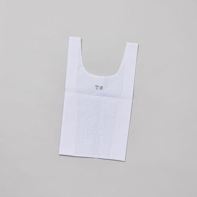 MINI WHITE MARCHE BAG