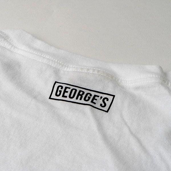 GEORGE'S 30th Tシャツ S HOME STEAD