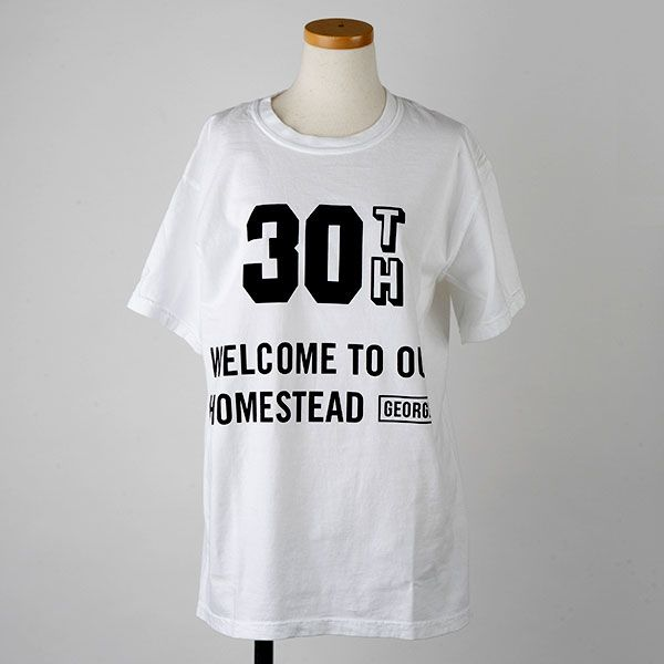 GEORGE'S 30th Tシャツ M HOME STEAD