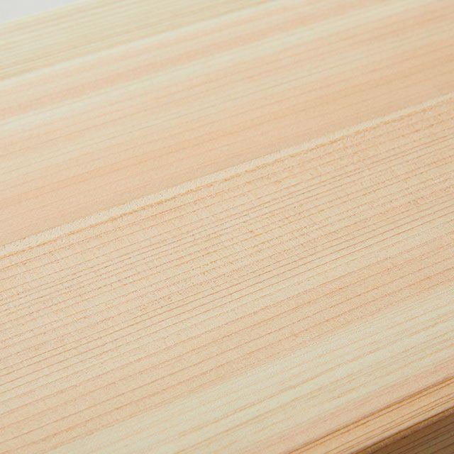 星野工業×TODAY'S SPECIAL ひのきの まな板 M