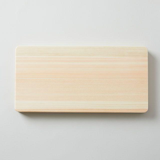 星野工業×TODAY'S SPECIAL ひのきの まな板 L