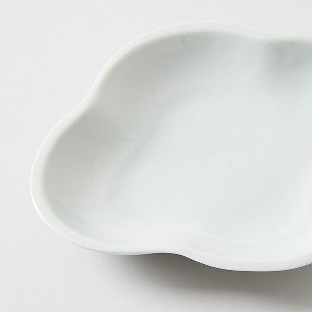 木瓜皿 中 / 九谷青窯