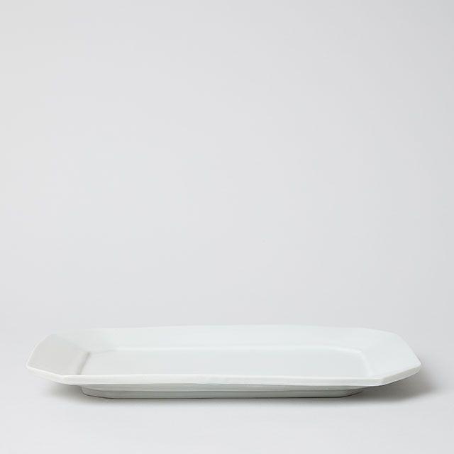 八角長皿 大 / 九谷青窯