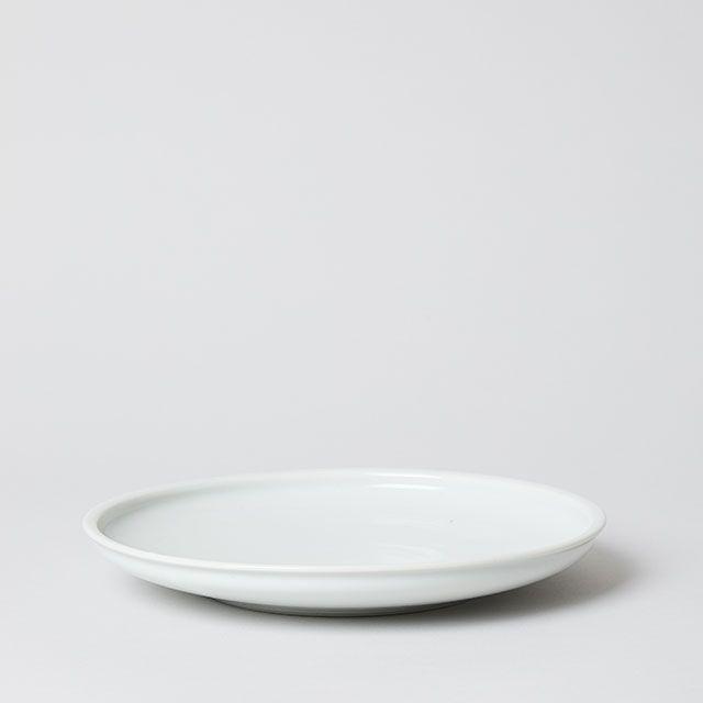 7寸皿 / 九谷青窯