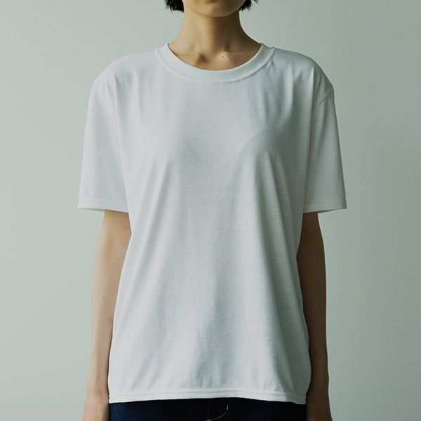 BRING リサイクルTシャツ S ホワイト