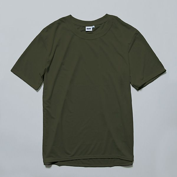 BRING リサイクルTシャツ S カーキ