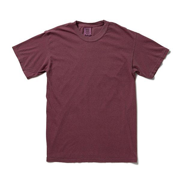 Comfort Colors アダルト リングスパンTシャツ M ベリー