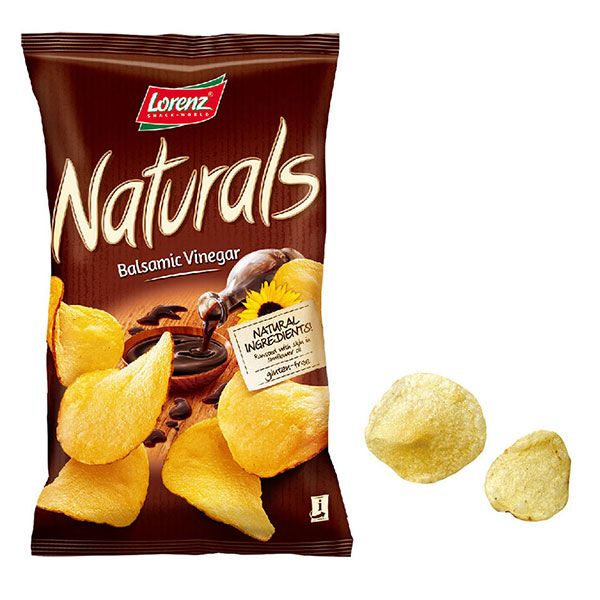 ナチュラルズ ポテトチップス バルサミコ