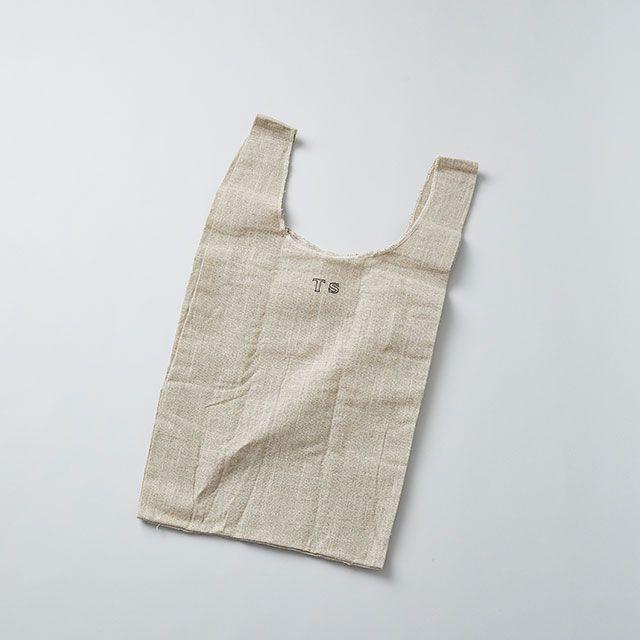 【2サイズセット】JUTE MARCHE BAG 2SET
