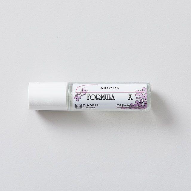 オイルパヒューム FORMULA X / DAWN Perfume