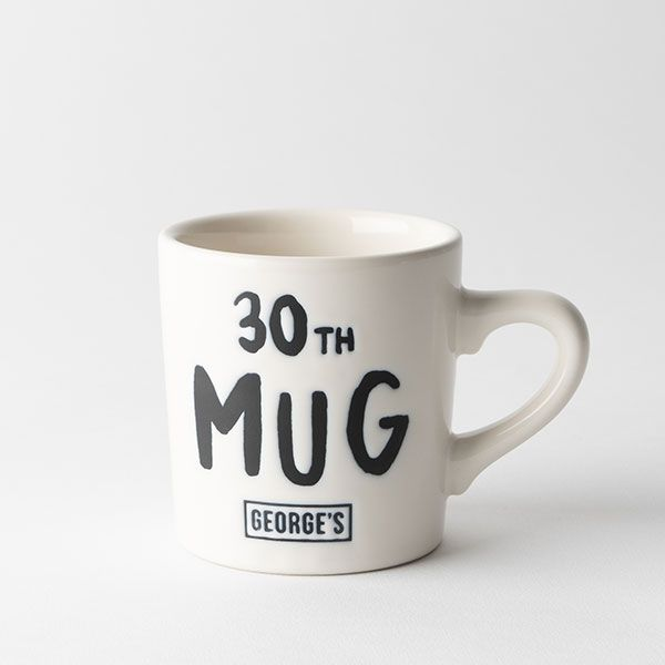 GEORGE'S 30thマグ M MUG