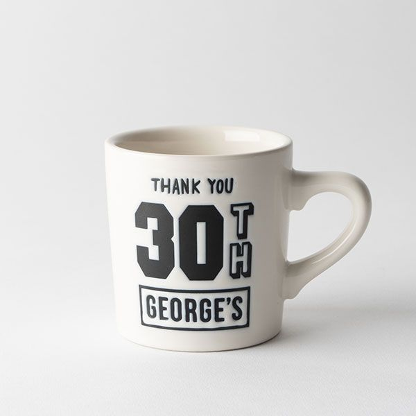 GEORGE'S 30thマグ M THANK YOU