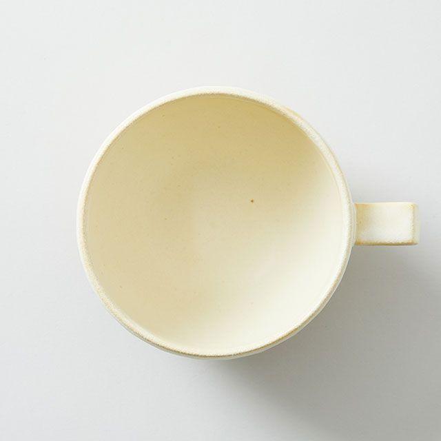 スープマグ ホワイト / 瑞幸窯×TODAY'S SPECIAL