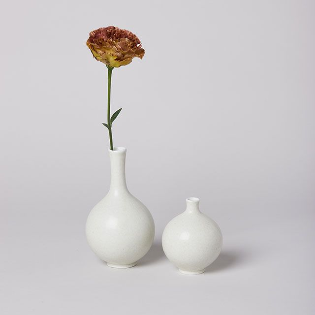 VASE S 灰釉 / TODAY'S SPECIAL