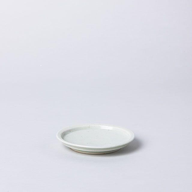 RIM 3寸皿 青磁  / 青窯×TODAY'S SPECIAL