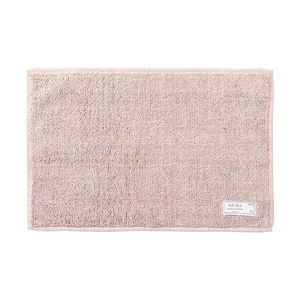 ジーノバスマット 40×60 ピンク