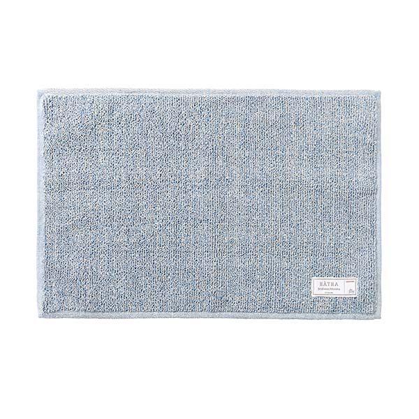 ジーノバスマット 40×60 ブルー