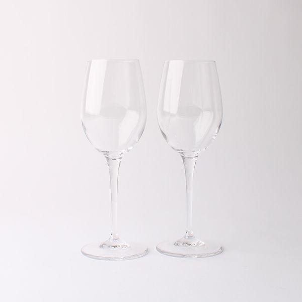 ガリレオ ホワイトワイングラス ペアセット