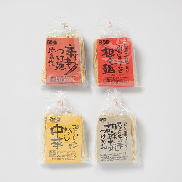 辛辛つけ麺 / なか川