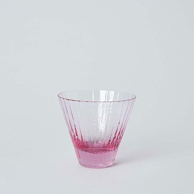 KIIRA GLASS SET VIOLET/INDIGO BLUE