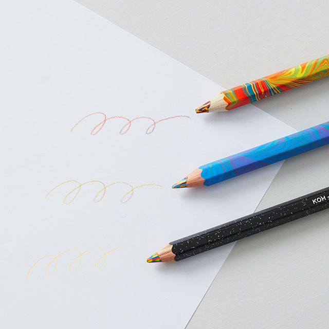 【3本SET】マジックペンシル / KOH-I-NOOR