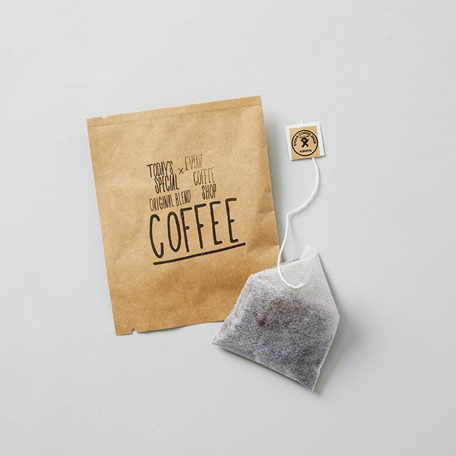 オリジナルブレンドセット / TODAY'S SPECIAL×EVIAN COFFEE SHOP