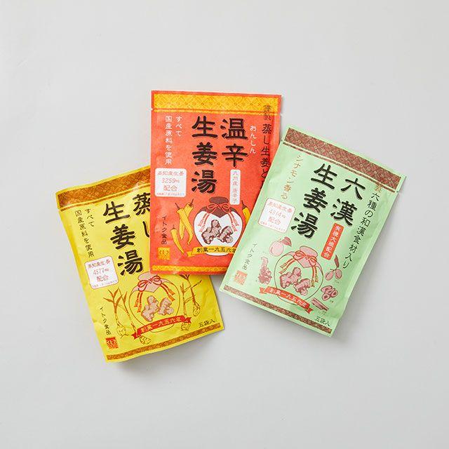 【3種SET】生姜湯 / イトク食品